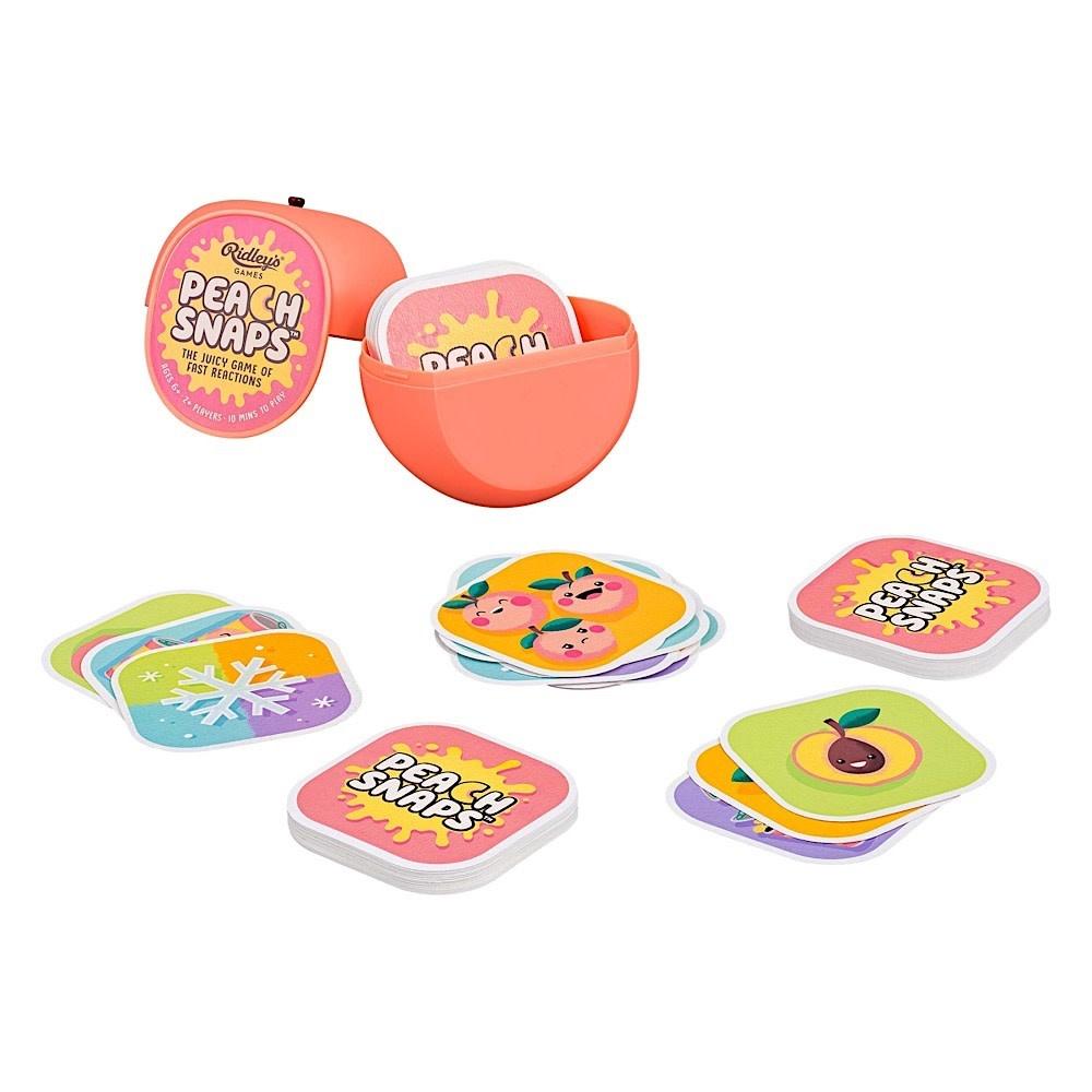 Wild & Wolf Peach Snaps Game