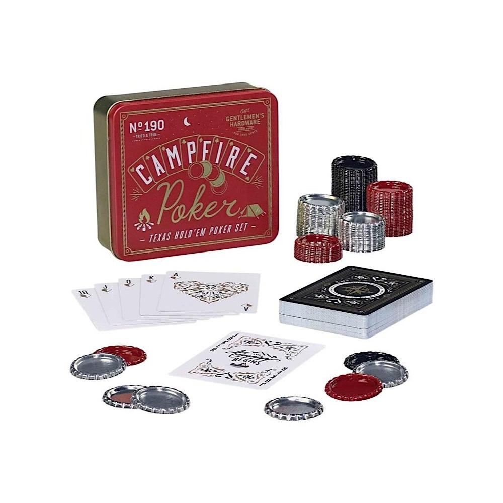 Wild & Wolf Campfire Poker