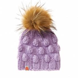 Sh*t That I Knit Sh*t That I Knit - Kids Campbell Beanie - Lavendar