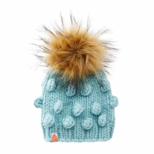 Sh*t That I Knit Sh*t That I Knit - Kids Campbell Beanie - Crystalline