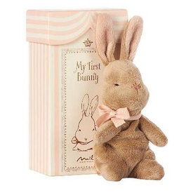 Maileg Maileg My First Bunny in Box - Rose