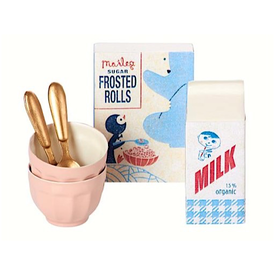 Maileg Maileg Breakfast Set for Two