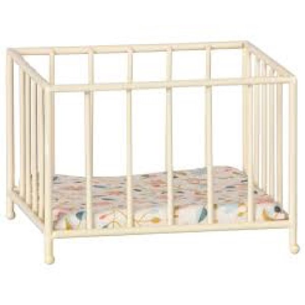 Maileg Maileg Playpen - Micro - Off White