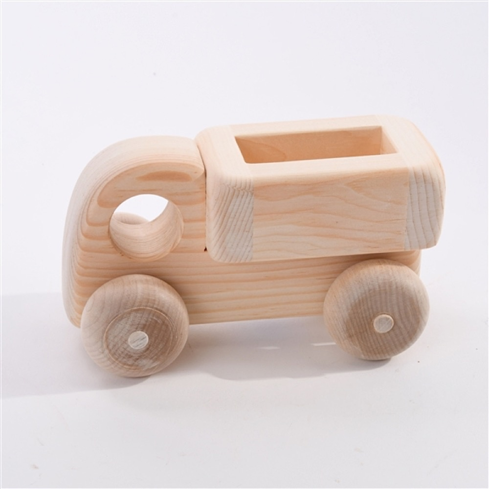 Maine Toys Wooden Pick Up Truck