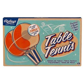 Wild & Wolf Ridley's Table Tennis