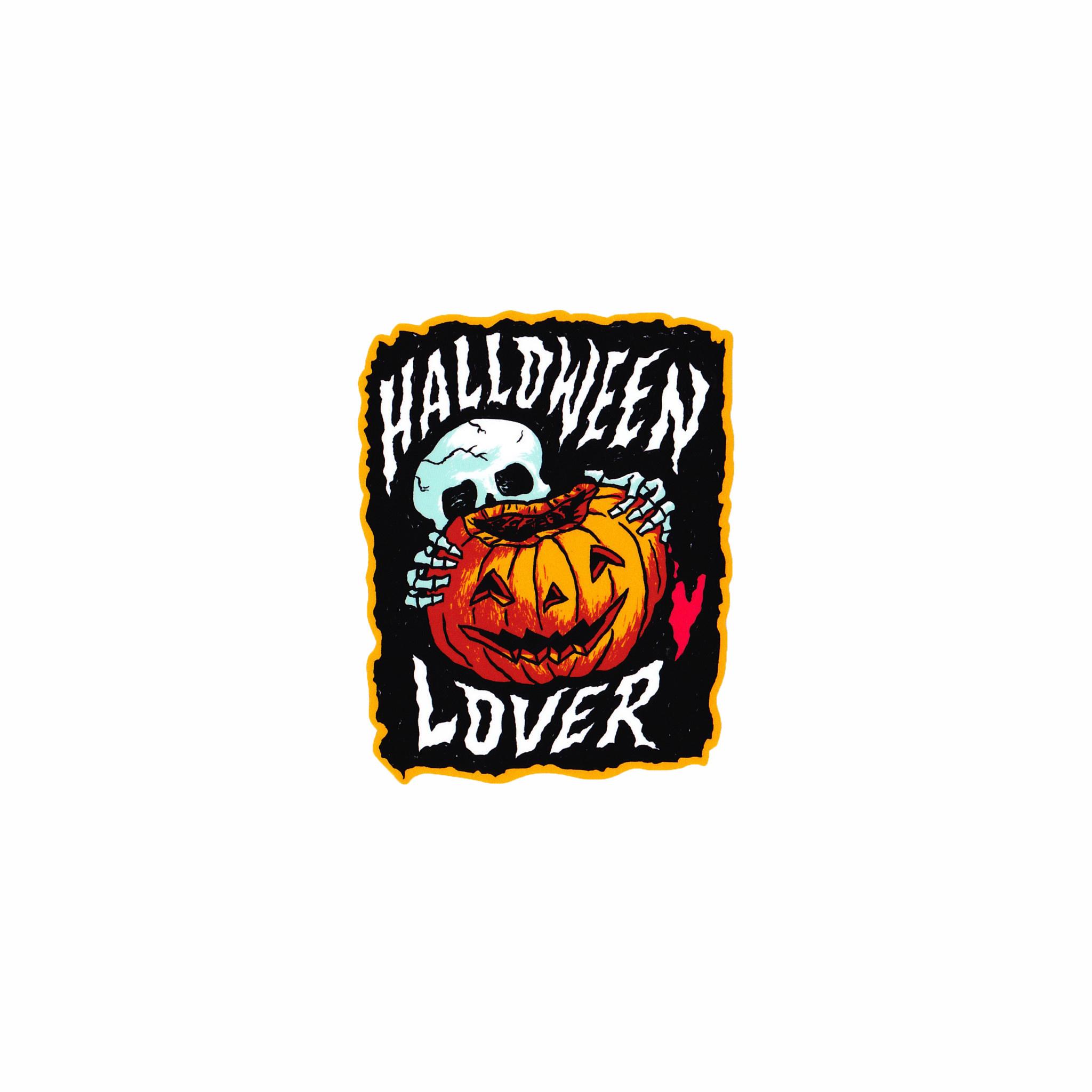 Quiet Tide Goods Vinyl Sticker - Halloween Lover