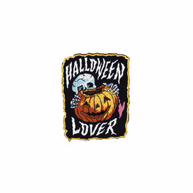Quiet Tide Goods Quiet Tide Goods Patch - Halloween Lover