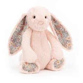 Jellycat Jellycat Blossom Bunny - Blush - Medium - 12 Inches