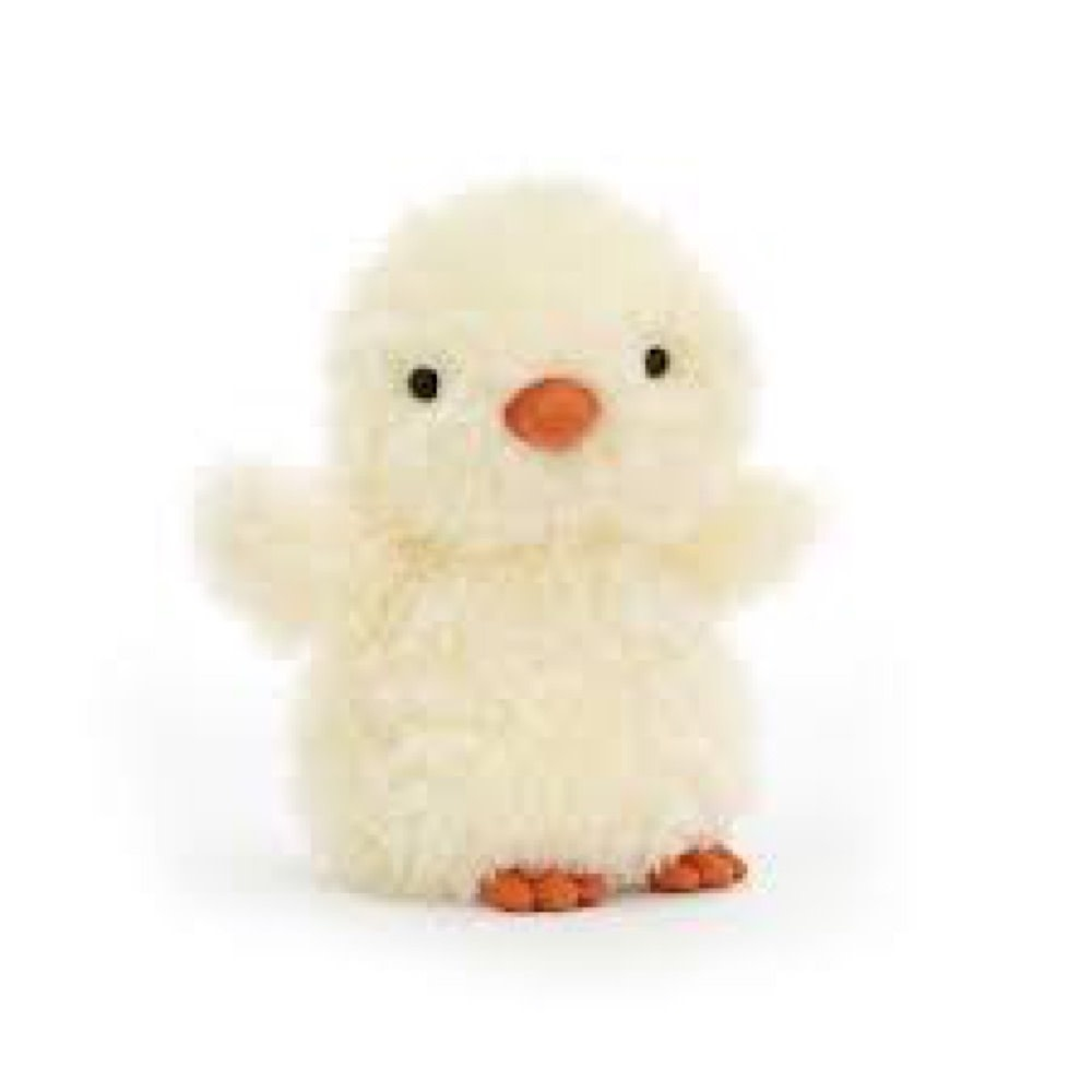 Jellycat Little Chick Toy - 7 Inches