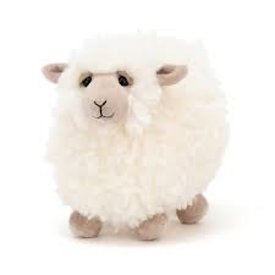 Jellycat Jellycat Rolbie Sheep - Small - 6 Inches
