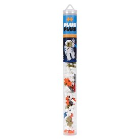 Plus Plus Plus Plus Mini Maker Space Tube - Astronaut