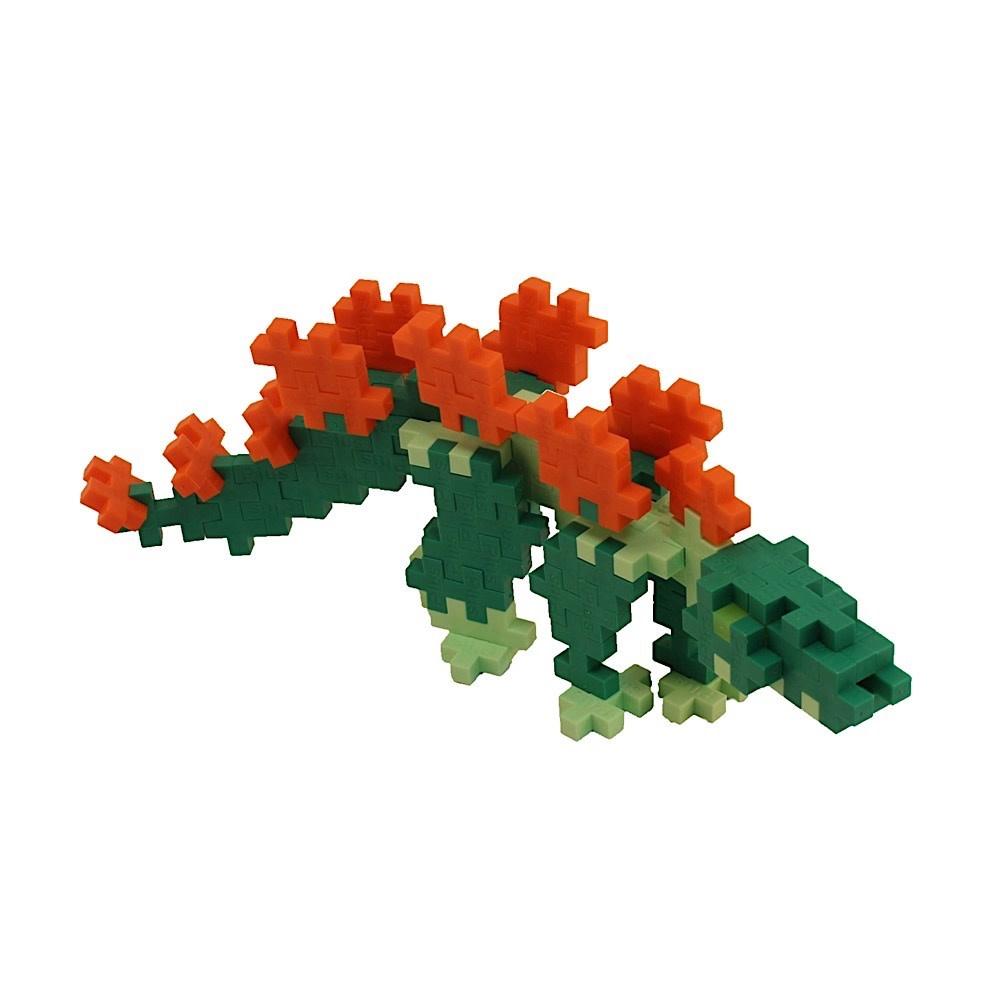 Plus Plus Mini Maker Tube - Stegosaurus
