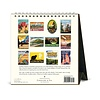 Cavallini Desk Calendar - National Parks 2020