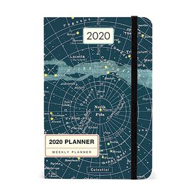 Cavallini Papers & Co., Inc. Cavallini 2020 Weekly Planner - Celestial
