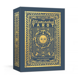 Buy Olympia Caitlin Keegan Illuminated Tarot Deck