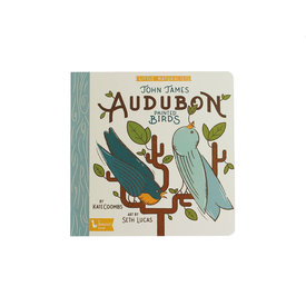 Gibbs Smith Little Naturalists: John James Audubon Painted Birds Board Book