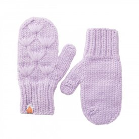 Shit That I Knit Shit That I Knit Motley Mittens - Lavender