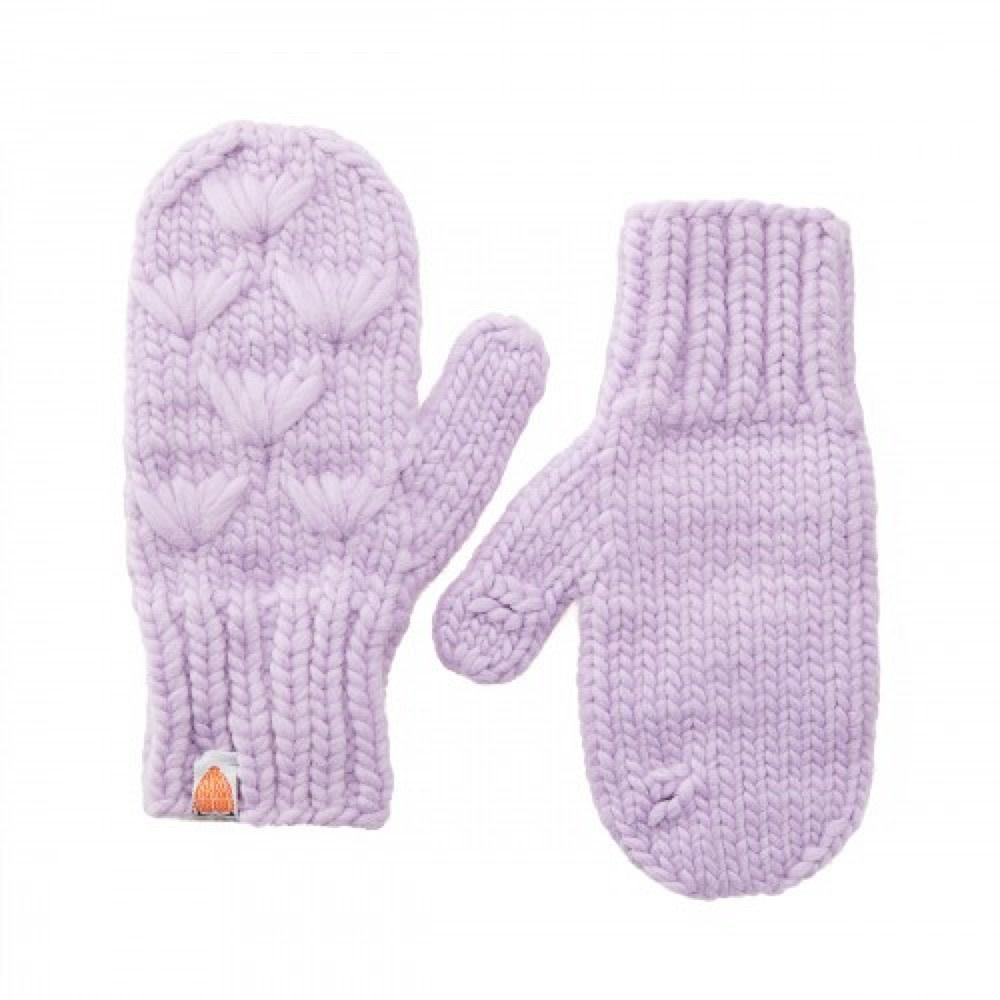 Sh*t That I Knit - Motley Mittens - Lavender