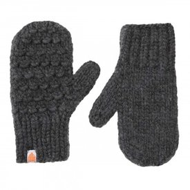 Shit That I Knit Shit That I Knit Gunn Mittens - Charcoal