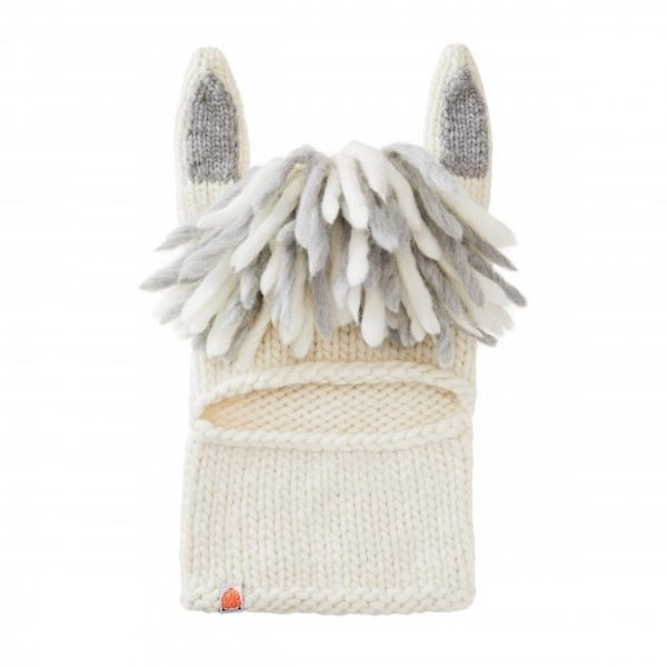 Shit That I Knit Shit That I Knit Kids Llama Balaklava