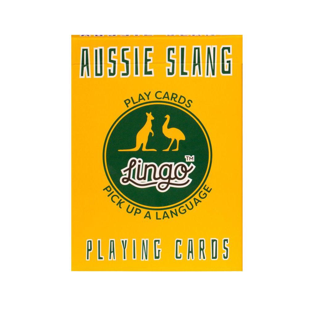 Lingo Language Cards - Aussie Slang