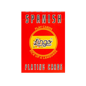 Lingo Lingo Language Cards - Spanish