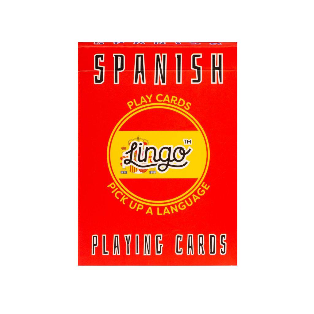 Lingo Lingo Language Cards - Spanish