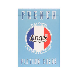 Lingo Lingo Language Cards - French
