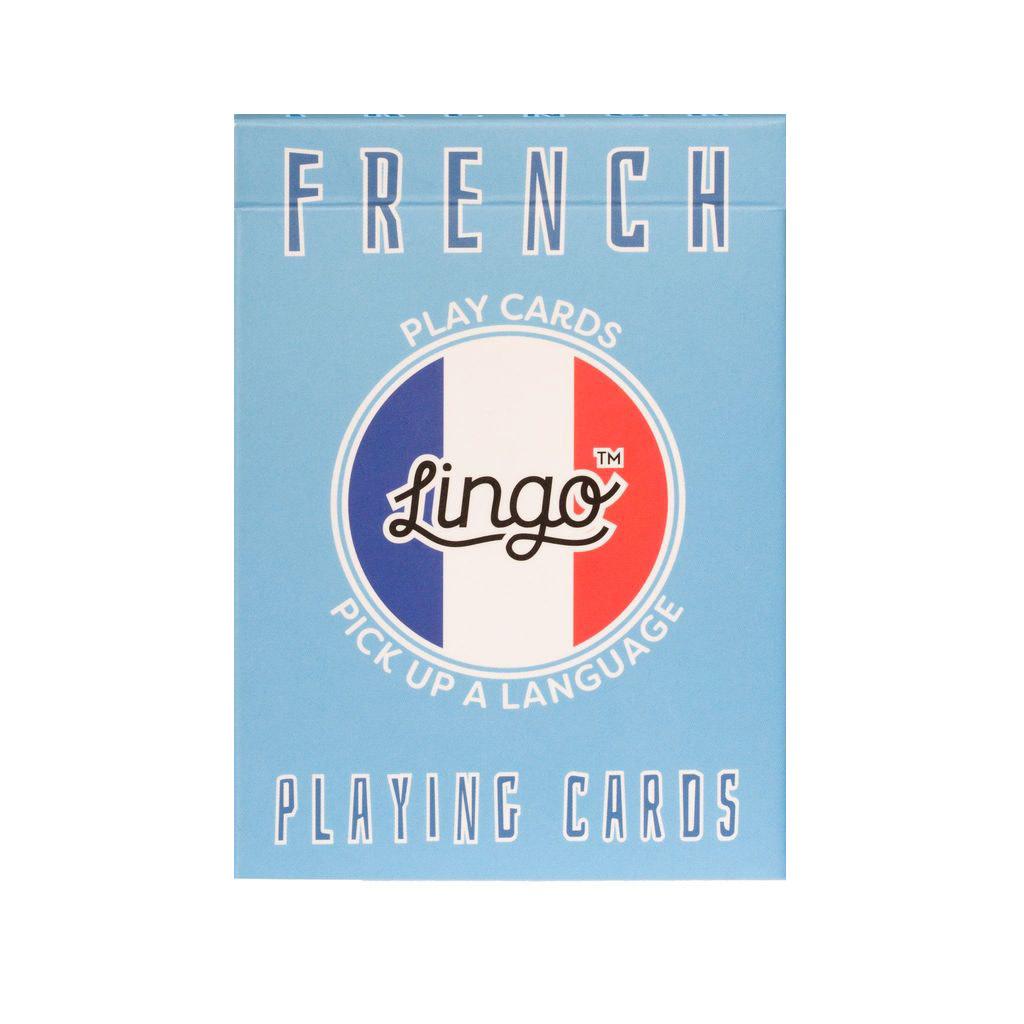Lingo Lingo Language Cards - French