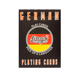 Lingo Lingo Language Cards - German