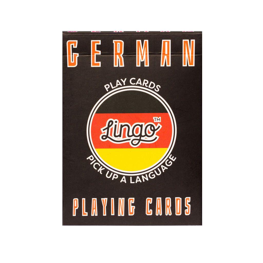Lingo Language Cards - German