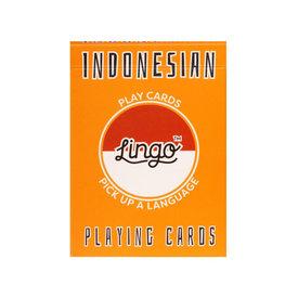 Lingo Lingo Language Cards - Indonesian