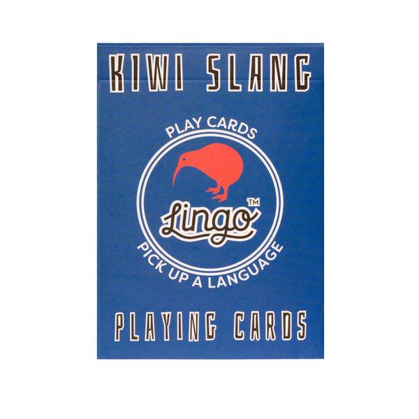 Lingo Lingo Language Cards - Kiwi Slang