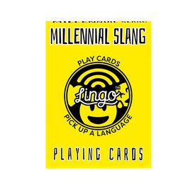 Lingo Lingo Language Cards - Millennial Slang