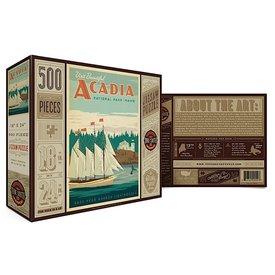 True South Puzzle True South Puzzle Acadia - 500 Pieces