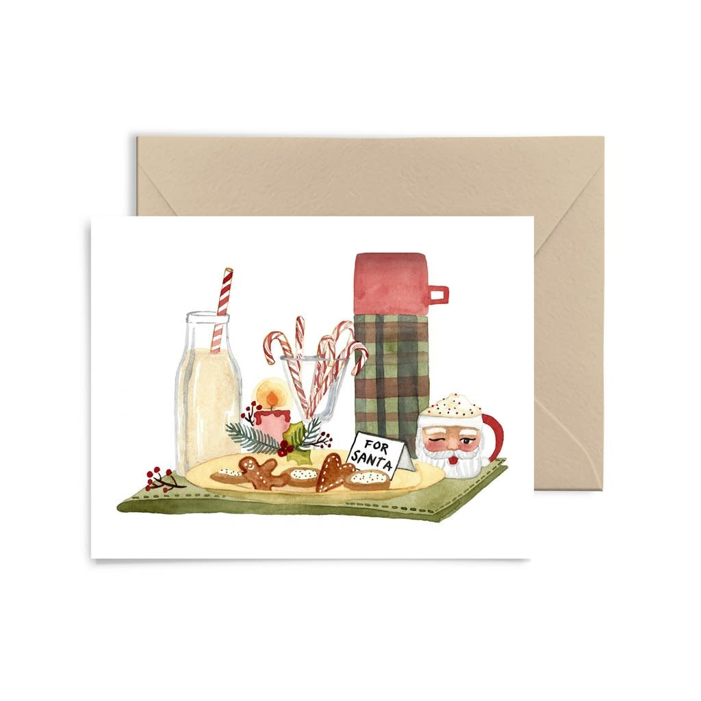 Buy Olympia Little Truths Cookies For Santa Card