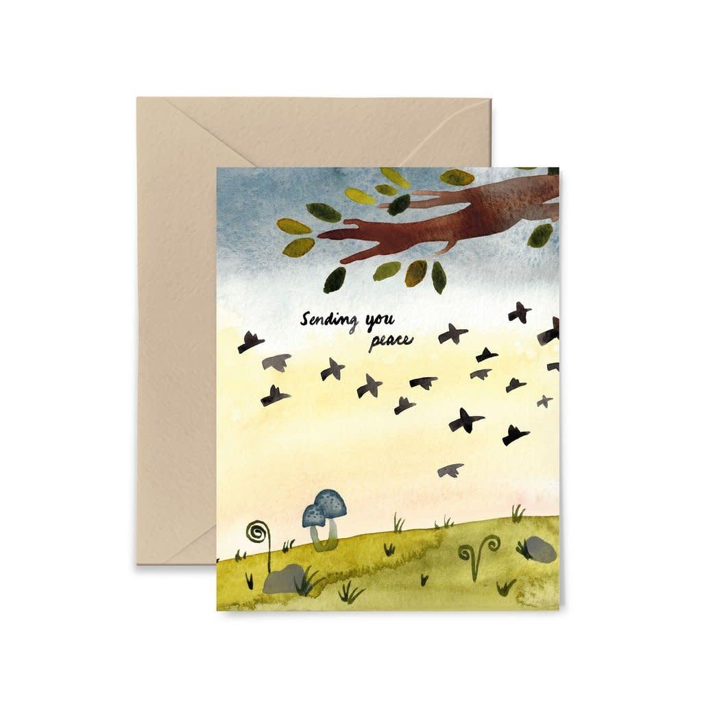 Little Truths Sending You Peace Card