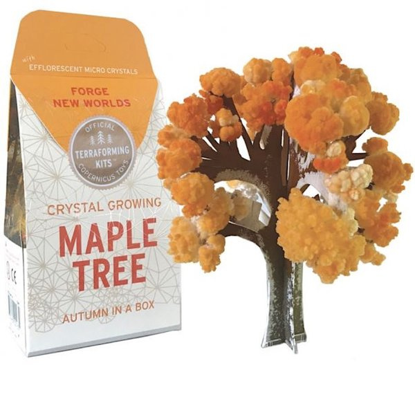 Copernicus Toys Crystal Growing Maple Tree