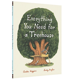 Chronicle Everything You Need for a Treehouse