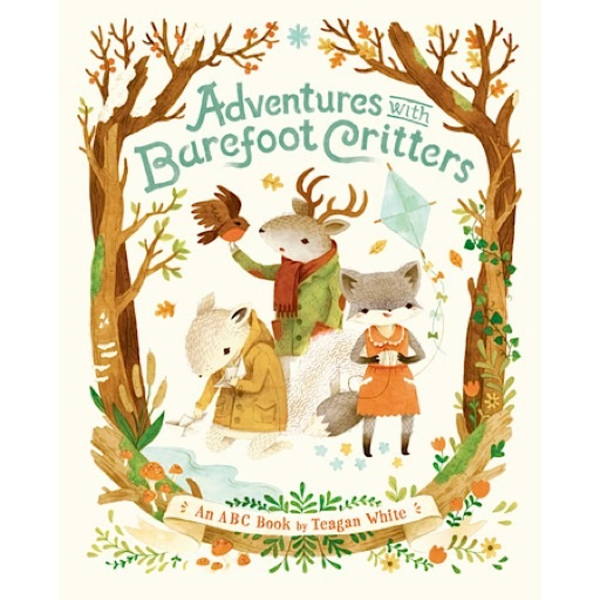 Tundra Books Adventures with Barefoot Critters