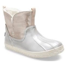 Sperry Sperry Big Kids Waypoint Boot - Blush/Silver
