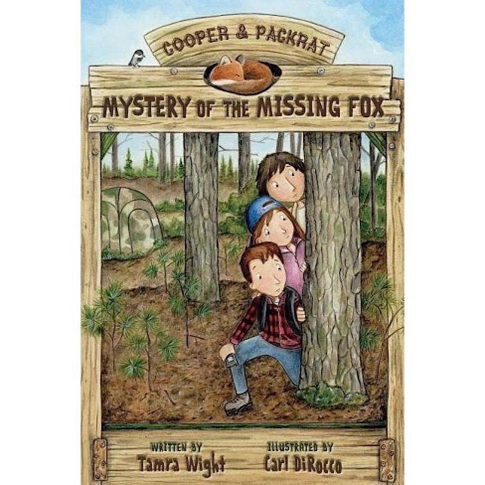 Islandport Press Cooper & Packrat - Mystery of the Missing Fox (Book 3)