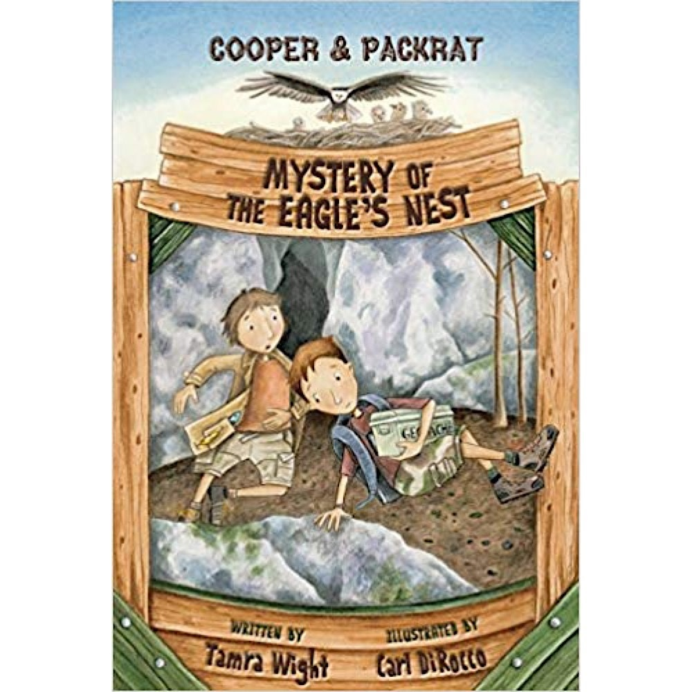 Islandport Press Cooper & Packrat: Mystery of the Eagle's Nest (Book 2)