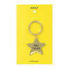 Adam J. Kurtz You Tried Gold Star - Key Chain