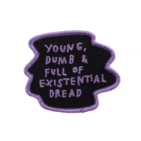 Buy Olympia Adam J. Kurtz Existential Dread Patch
