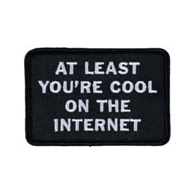Buy Olympia Adam J. Kurtz Cool on the Internet Patch