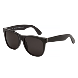 Retro Super Future Retro Super Future Sunglasses Classic - Black