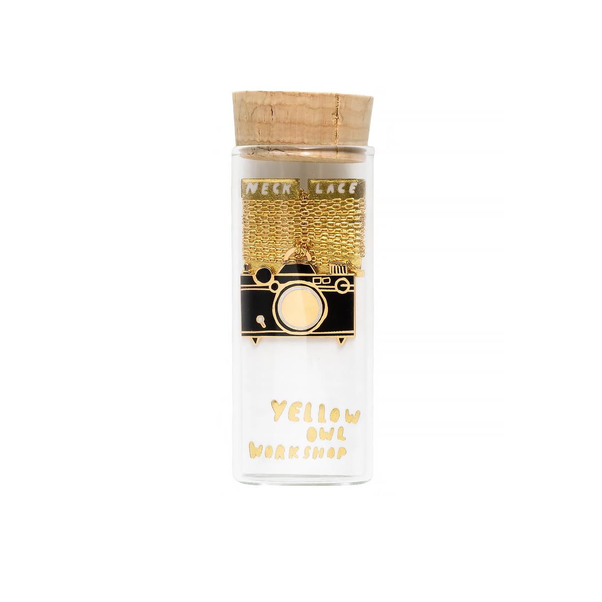 Yellow Owl Workshop Yellow Owl Workshop Necklace - Camera