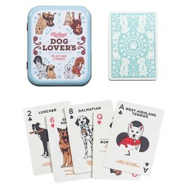 Wild & Wolf Dog Lovers Playing Cards