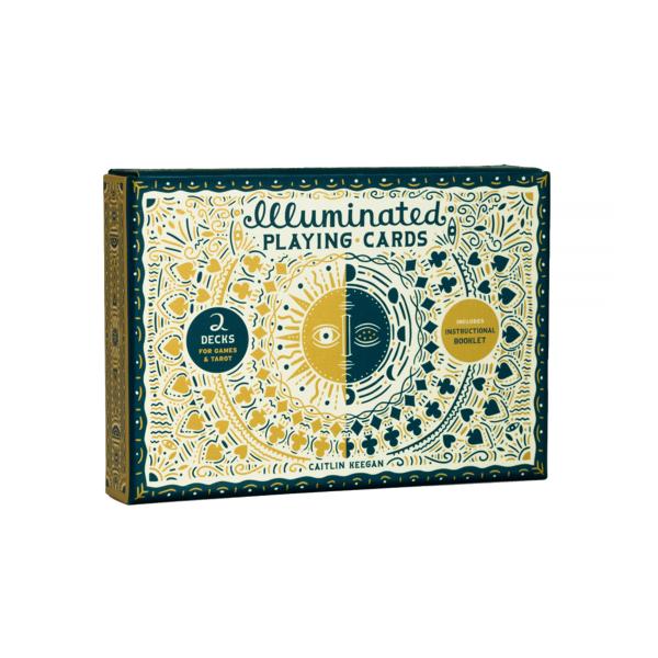 Buy Olympia Caitlin Keegan Illuminated Playing Cards